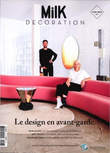 MiLK DECORATION (FR) 7/2019