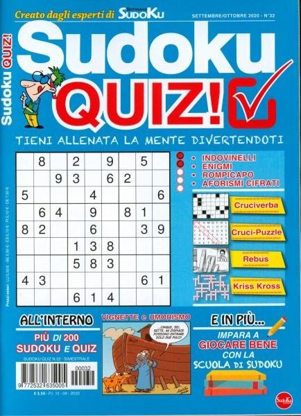 Sudoku QUIZ! 32/2020