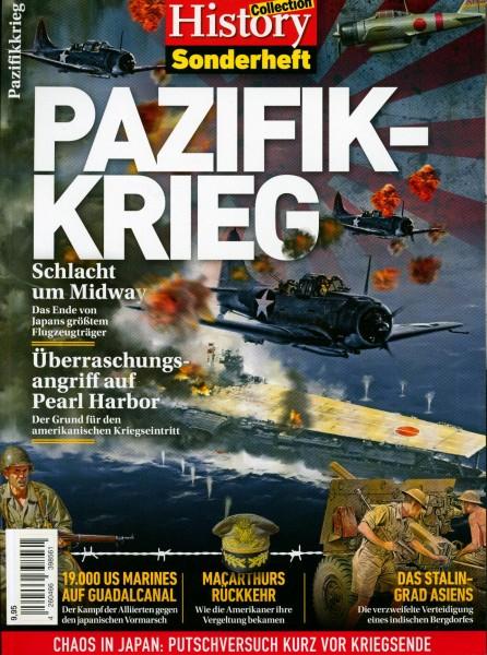 PAZIFIK-KRIEG HC Sonderheft 02/2020