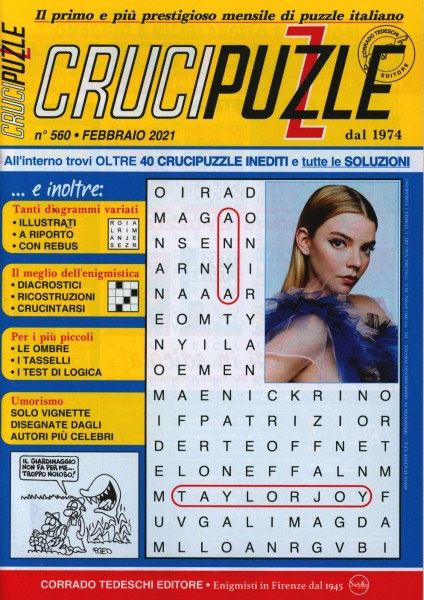 CRUCIPUZZLE (IT) 560/2021