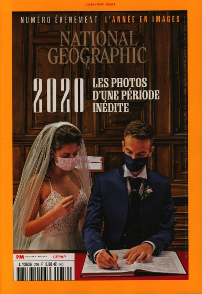 NATIONAL GEOGRAPHIC (FR) 256/2021