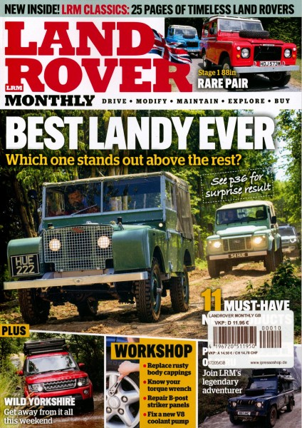 LANDROVER MONTHLY 10/2020