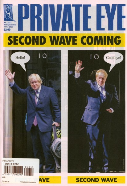 PRIVATE EYE 39/2020