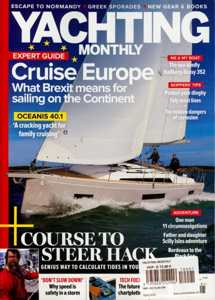 YACHTING MONTHLY 1/2021