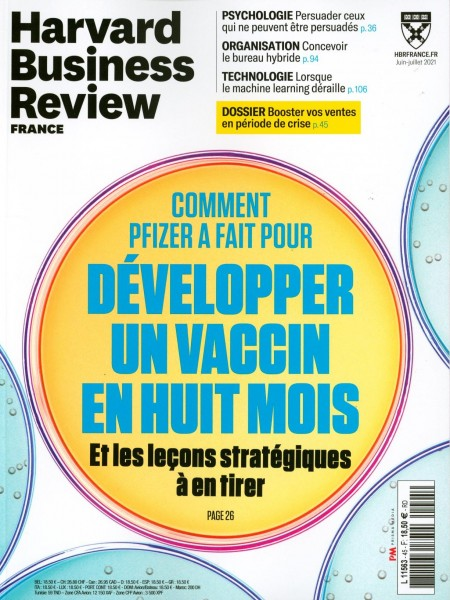 Harvard Business Review FRANCE 45/2021