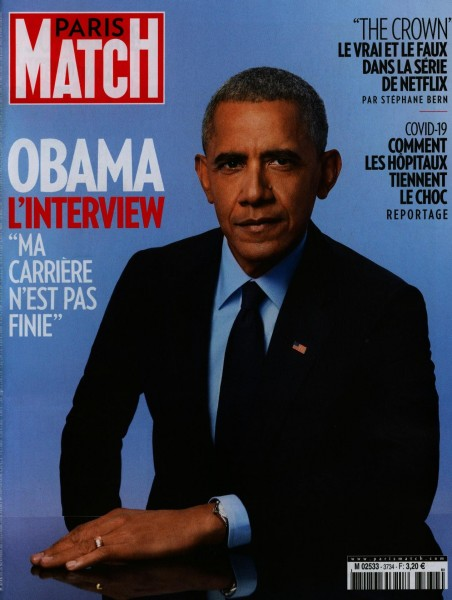 PARIS MATCH 3734/2020