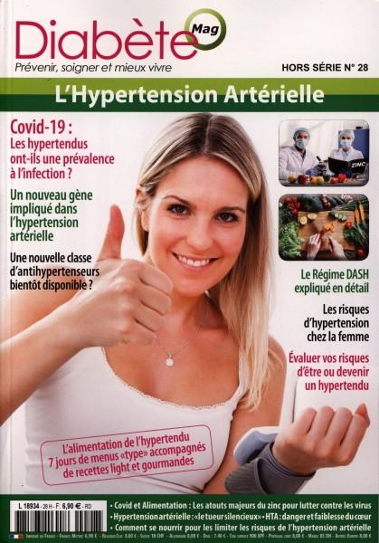 Diabète Mag HORS-SÉRIE 28/2021
