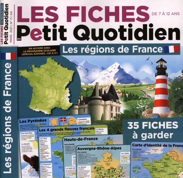 LES FICHES DU Petit Quotidien 71/2021
