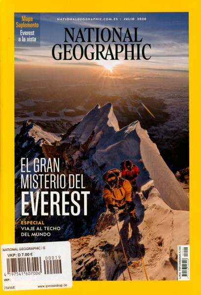 NATIONAL GEOGRAPHIC (ES) 19/2020