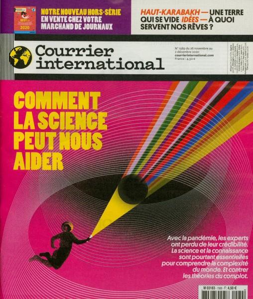 Courrier international 1569/2020