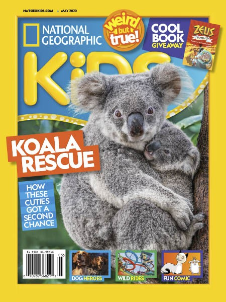 NATIONAL GEOGRAPHIC KiDS (US) 5/2020