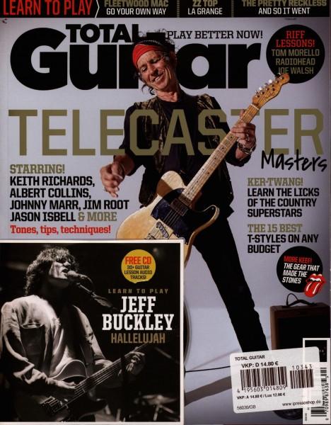 TOTAL Guitar 343/2021