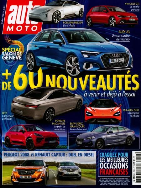 auto MOTO 288/2020