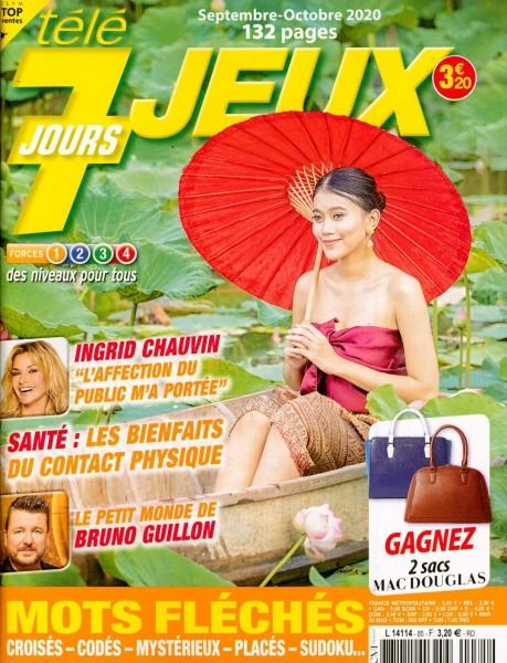 TELE 7 JOURS JEUX 85/2020