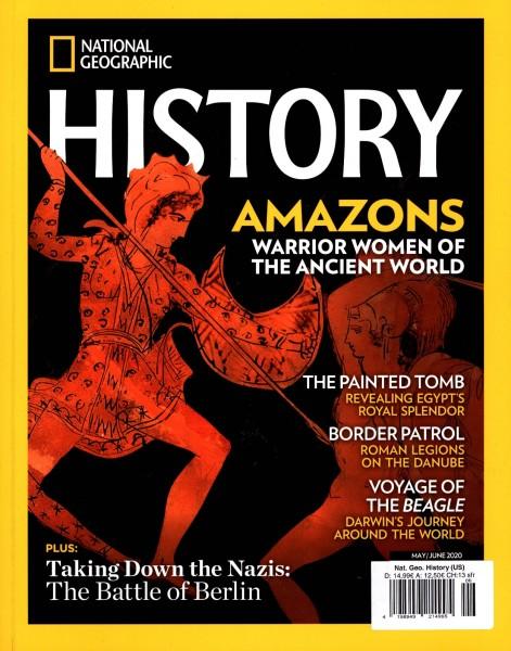 NatGeo History (US) 6/2020