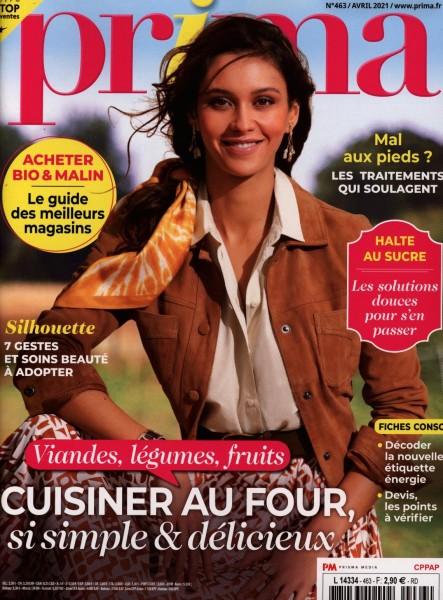 prima (FR) 463/2021