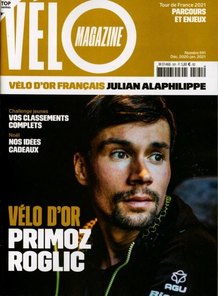 VÉLO MAGAZINE 591/2020