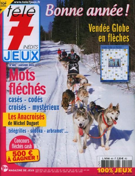 tèlè 7 JEUX 481/2021