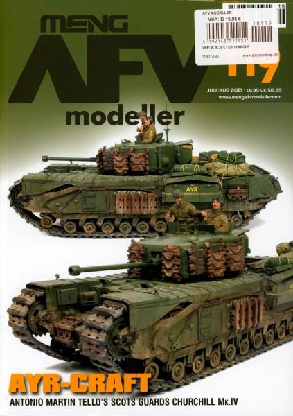 AFV modeller 119/2021