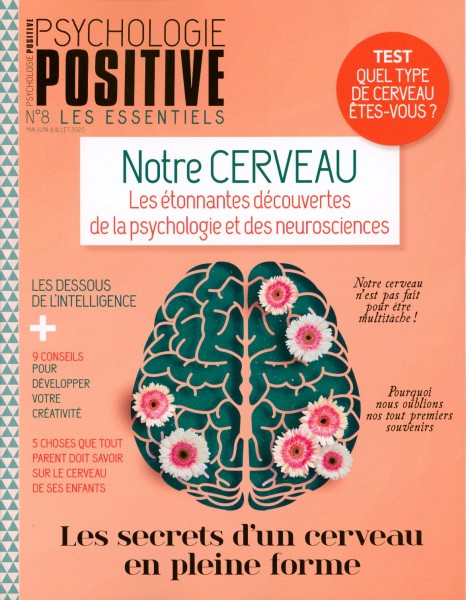 PSYCHOLOGIE POSITIVE 8/2020