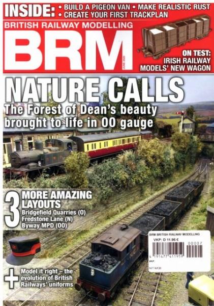 BRM BRITISH RAILWAY MODELLING 7/2020