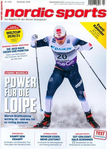 nordic sports 4/2020