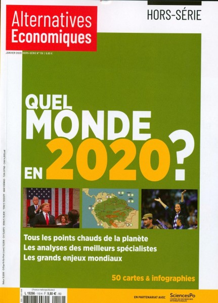 Alternatives Economiques 119/2020