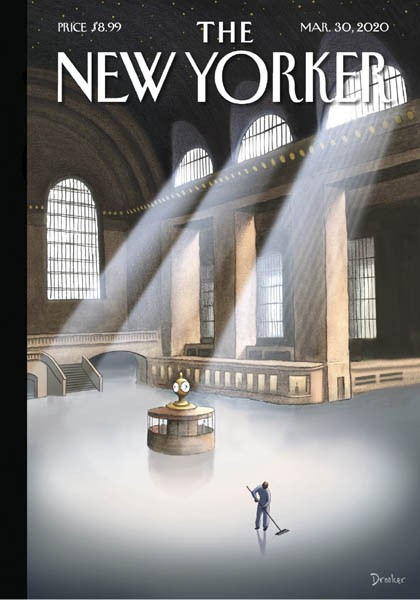 THE NEW YORKER 14/2020