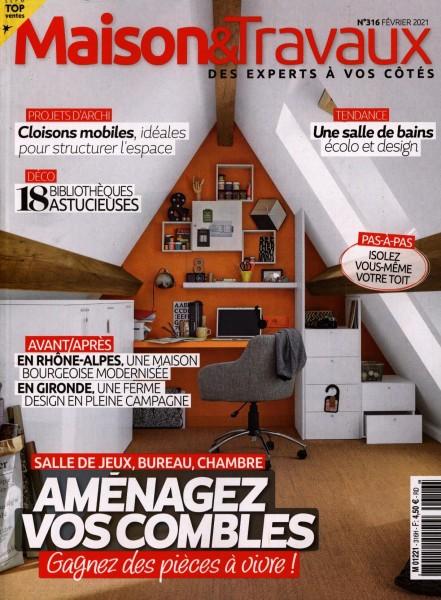 Maison&Travaux 316/2021