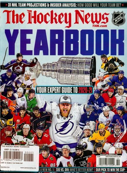 THE HOCKEY NEWS YEARBOOK 5/2020