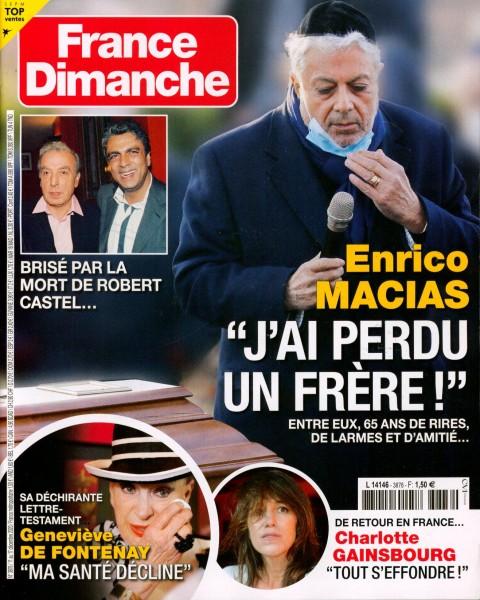 France Dimanche 3876/2020