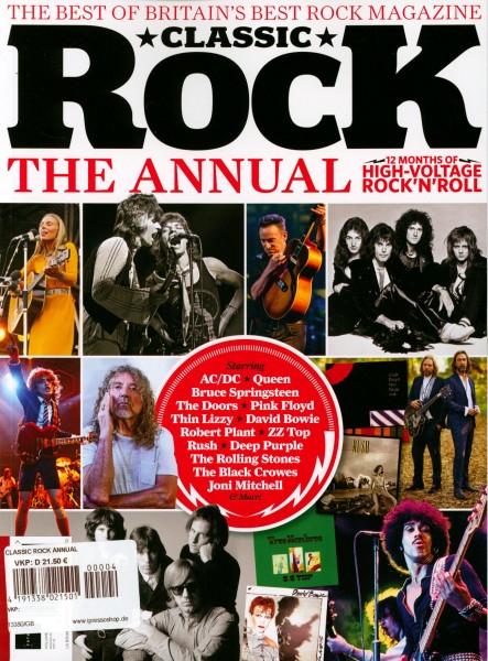 CLASSIC ROCK THE ANNUAL 4/2020
