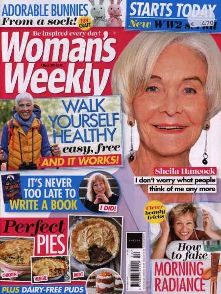 Woman´s Weekly 10/2021
