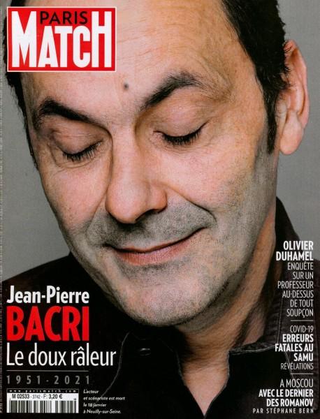 PARIS MATCH 3742/2021