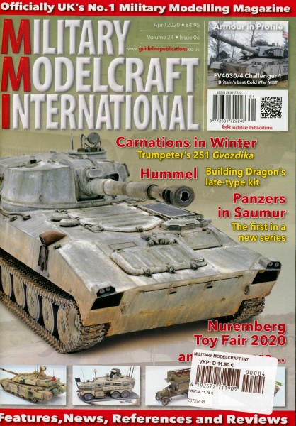 MILITARY MODELCRAFT INT. 4/2020
