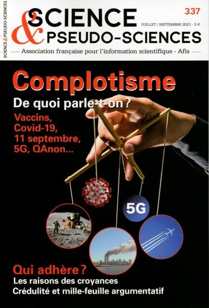 SCIENCE & PSEUDO-SCIENCES (FR) 337/2021
