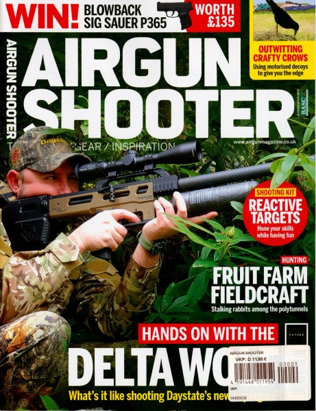 AIRGUN SHOOTER 9/2020