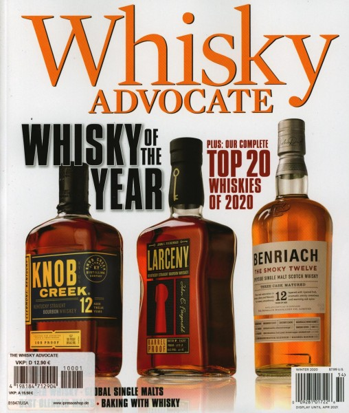 Whisky ADVOCATE 1/2021