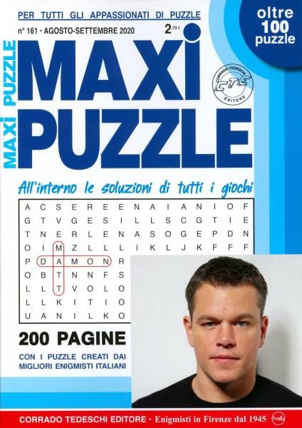 MAXi PUZZLE 161/2020