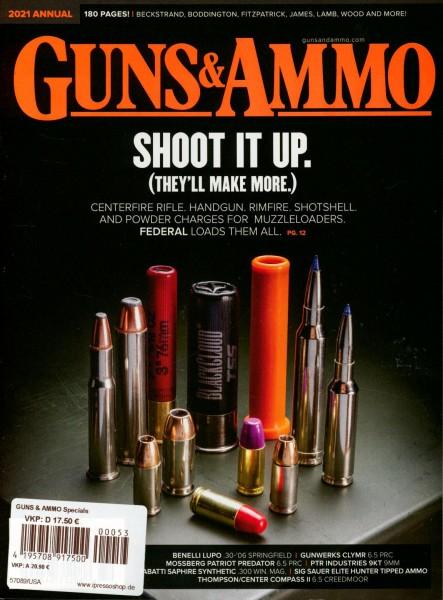 GUNS & AMMO Specials 53/2020