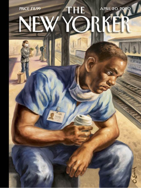 THE NEW YORKER 17/2020
