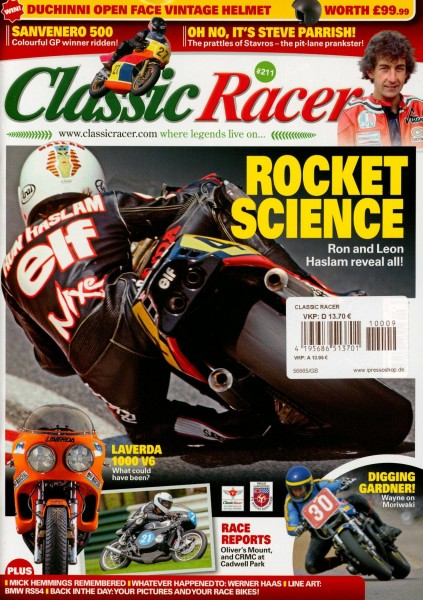 Classic Racer 9/2021