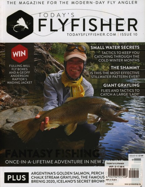 TODAY'S FLYFISHER 10/2020