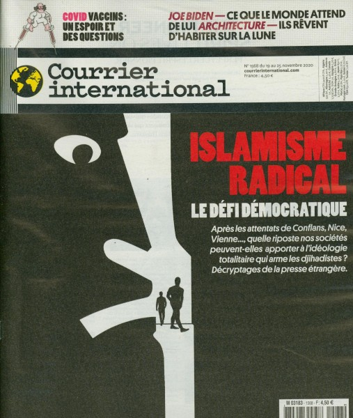 Courrier international 1568/2020