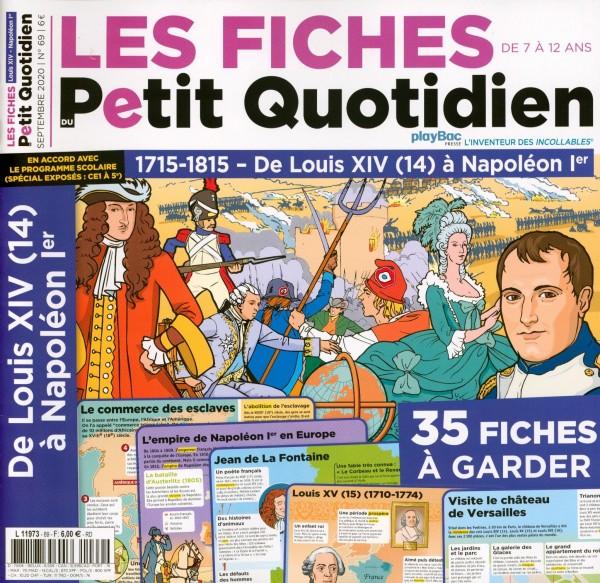 LES FICHES DU Petit Quotidien 69/2020