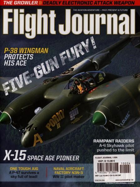 Flight Journal 4/2021