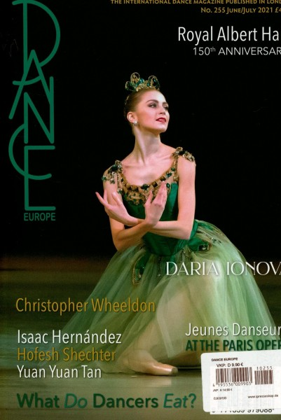 DANCE EUROPE 255/2021
