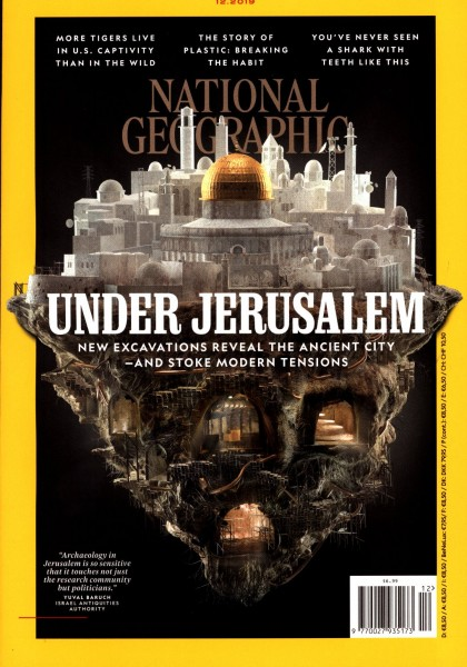 NATIONAL GEOGRAPHIC (US) 12/2019
