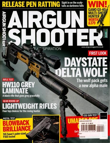 AIRGUN SHOOTER 6/2020