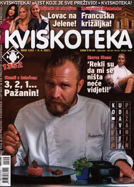 KVISKOTEKA 1352/2021